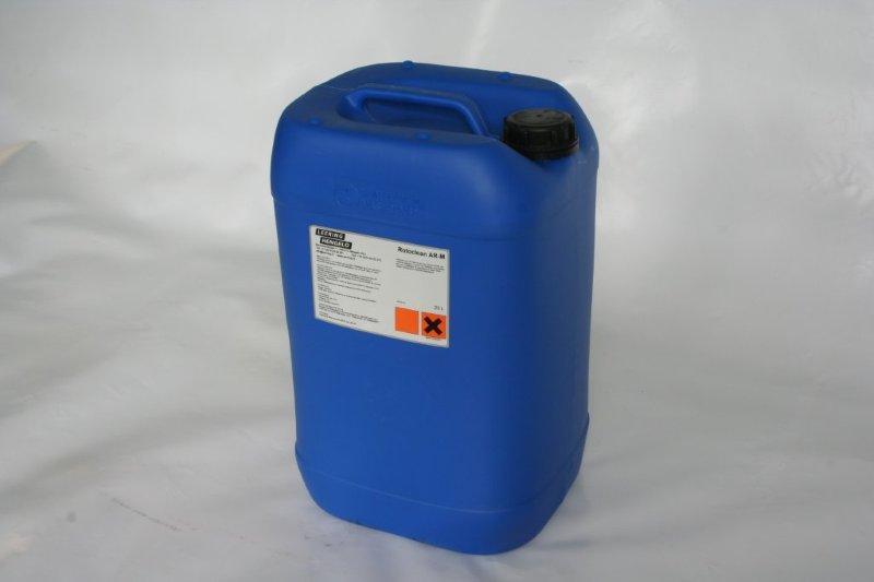 reinigingsmiddelen voor Normfinish sproeiwascabines