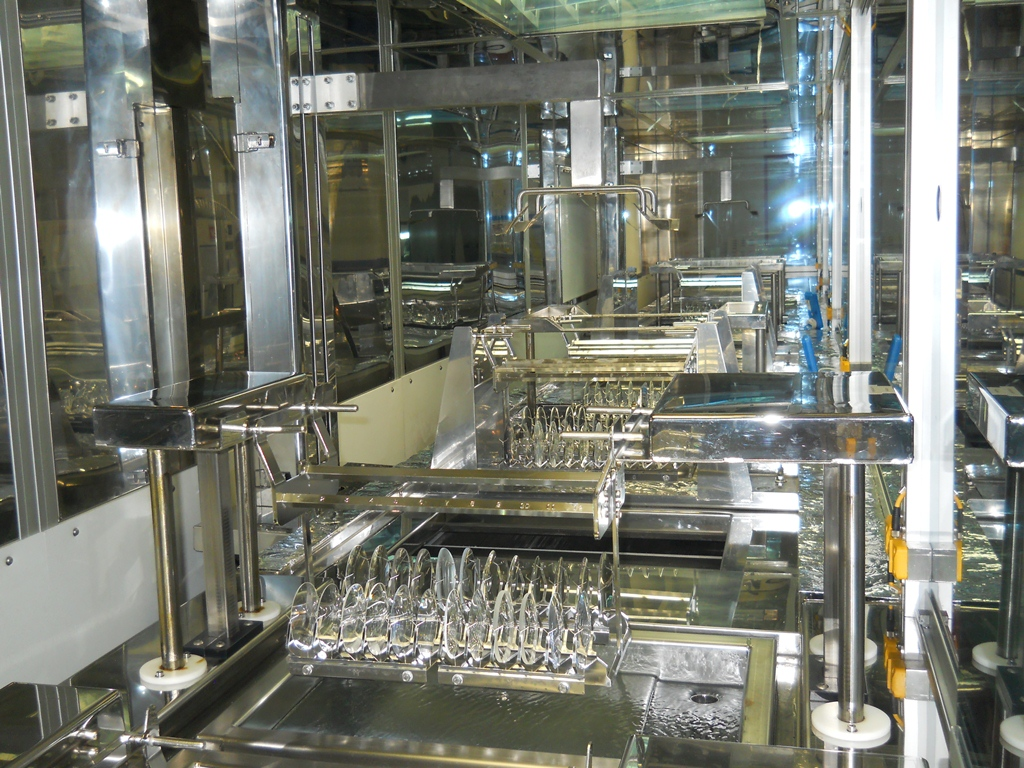 Optische industrie en brilmonturen