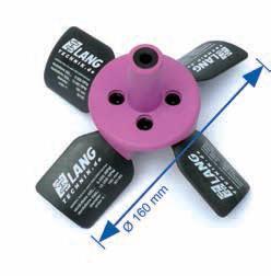 Clean-Tec Reinigingspropellor - 160 mm