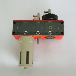filterreduceer unit DP