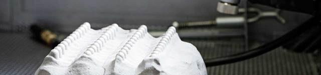 3D-prints afwerken