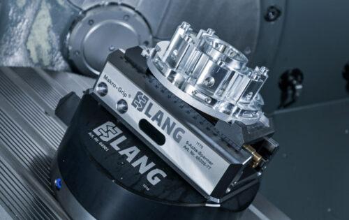 Lang spantechnieken makro-4grip ook voor ronde materialen