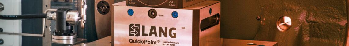 Lang spantechniek Quick-PointLeering Hengelo Verspaning