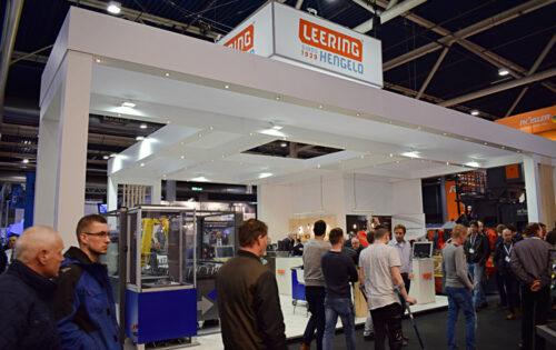 Leering Hengelo toont veel nieuw aanbod op Technishow