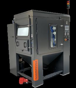 Normfinish 3D-print straalcabines_LeeringHengelo