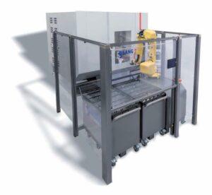 Robo-Trex bewerkingsmachine automatisering