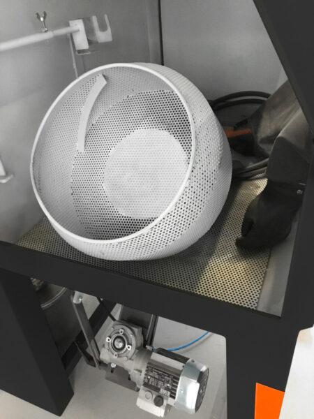 Normfinish 3D Solid - Binnenzijde