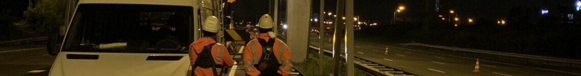Gieterijproducten van Leering Hengelo ingezet bij herstelwerkzaamheden viaduct A4